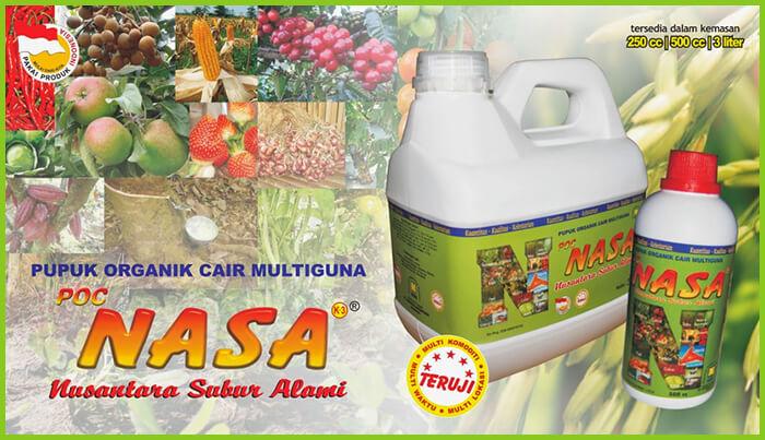 manfaat poc nasa, manfaat poc nasa untuk ternak, manfaat poc nasa untuk ayam, manfaat poc nasa untuk ikan, manfaat poc nasa untuk tanaman